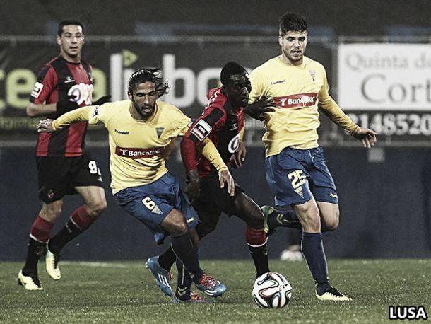 Estoril: 10 jogos sem perder