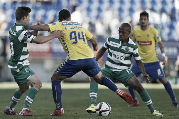 Estoril 0-0 Sporting: Empate do leão num sono de Verão