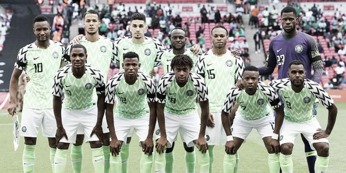 """Los 23 elegidos en Nigeria para """"volar"""""""