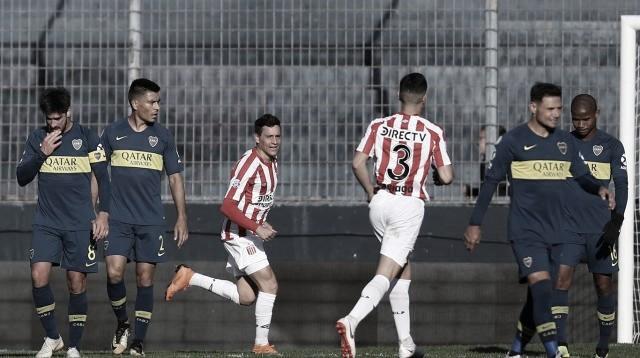 Boca - Estudiantes: el historial