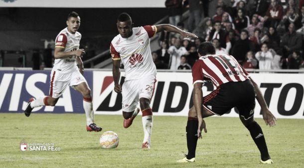 Resultado Santa Fe - Estudiantes (2-0)