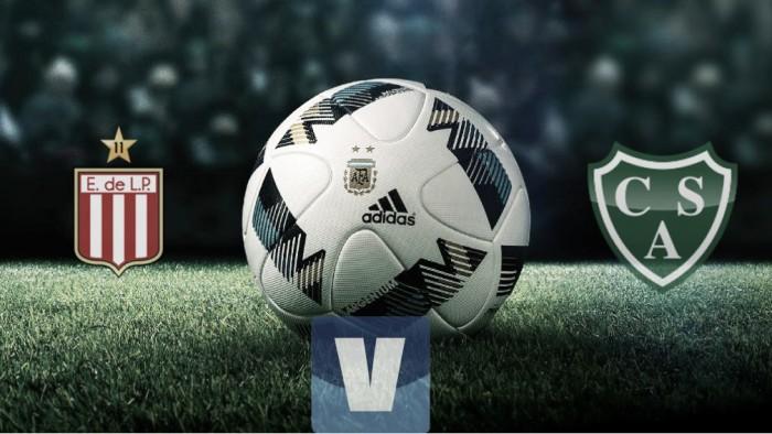 Resultado Estudiantes de La Plata - Sarmiento (1-0)