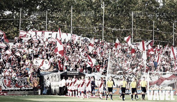 El récord de abonados abarca el 78% del Estadio de Vallecas