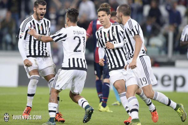 La 'Vecchia Signora' encadena dos victorias seguidas