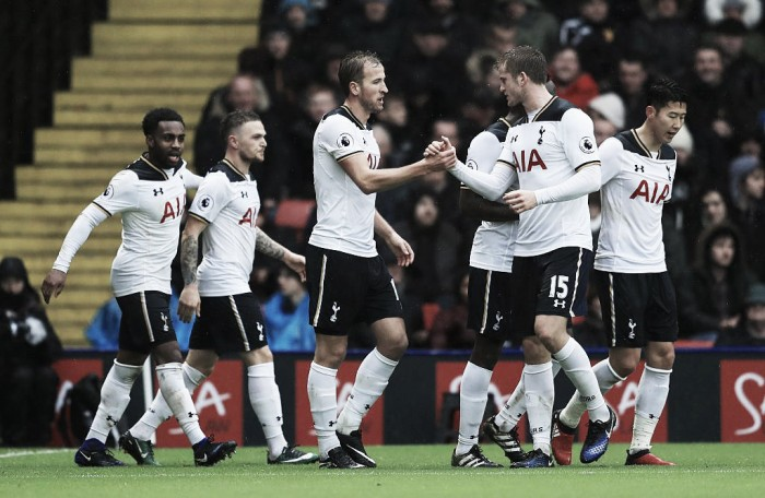 Premier League - Il Tottenham asfalta il Watford a domicilio: 1-4 il finale