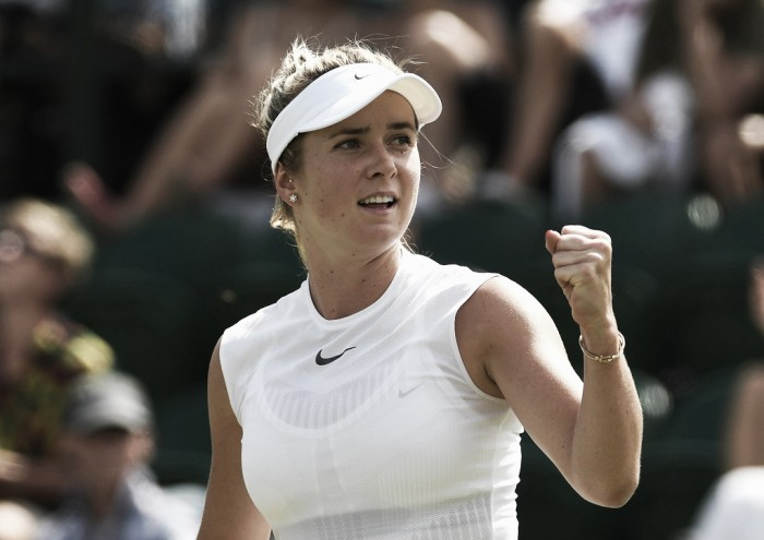 2017 midseason review: Elina Svitolina