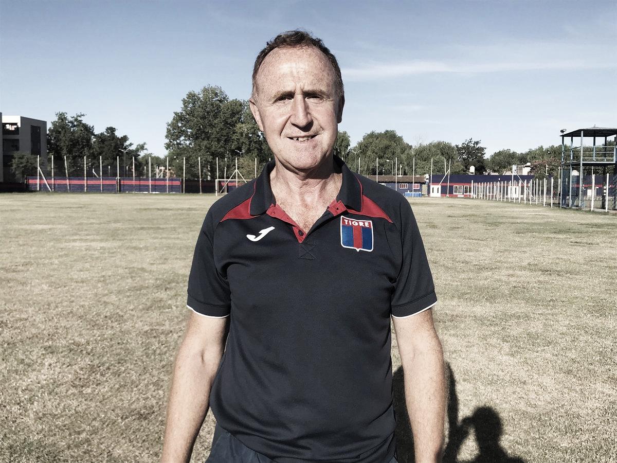 """Raúl Maiola: """"El equipo tiene un gran condimento de intención de juego"""""""