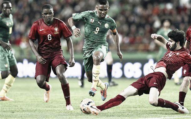Internasional Piala Dunia Xtra Time  - Video Highlights Kamerun vs Moldova, International Friendly 8/6/2014