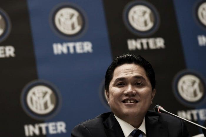 """Inter, parla Thohir: """"Adesso l'Inter è solida"""". Bolingbroke assicura: """"Mancini resta"""""""