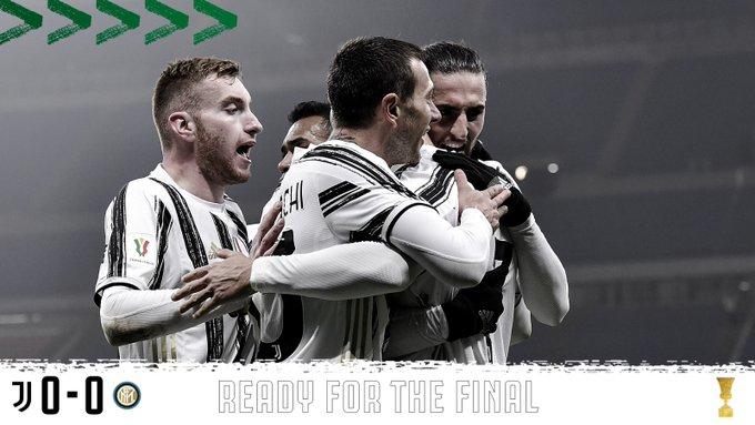 Coppa Italia - La Juventus è la prima finalista