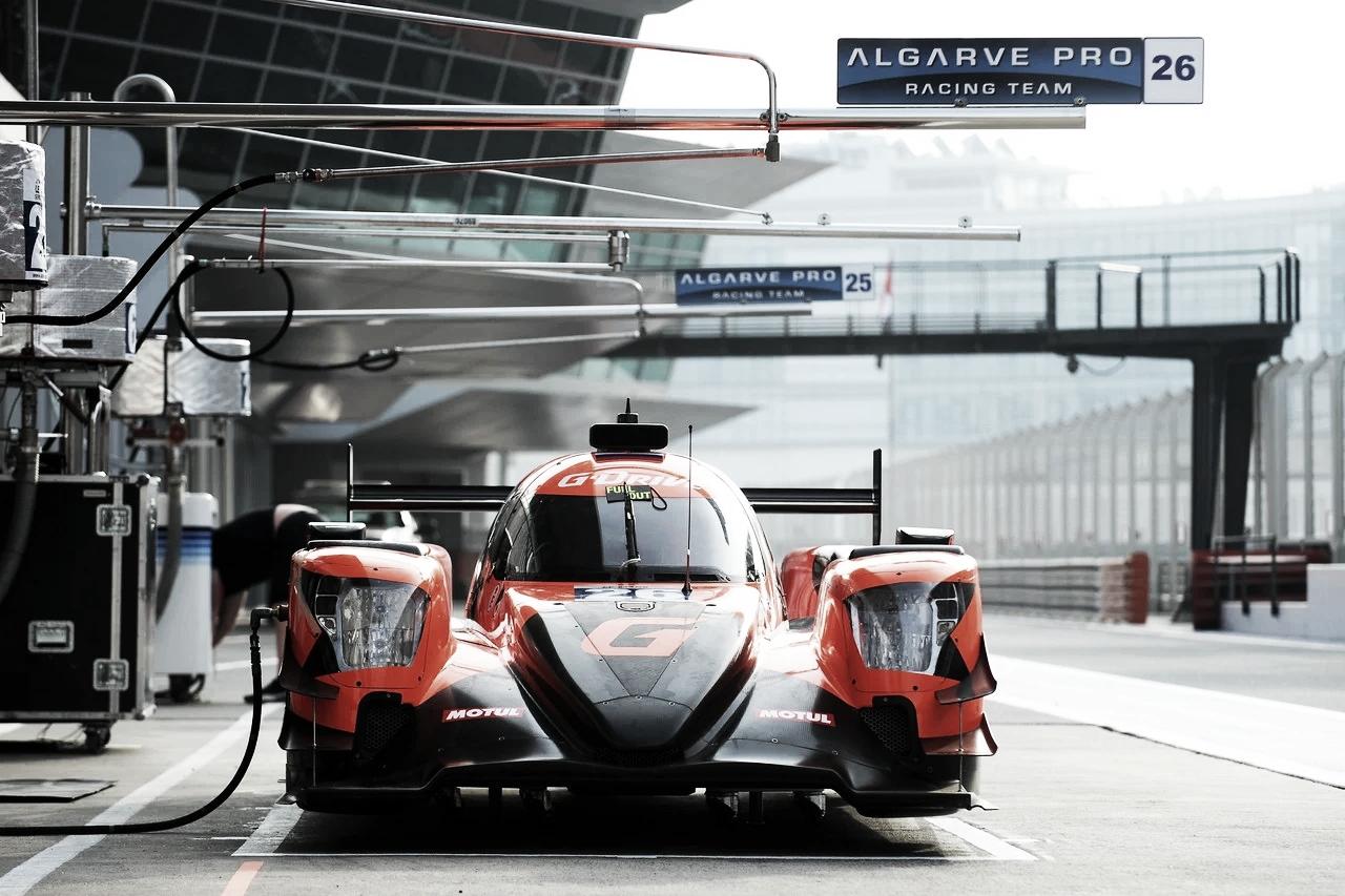 Arranca la Asían Le Mans Series