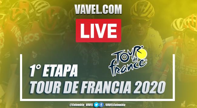 Tour de Francia 2020: resumen, etapa 1 en Niza