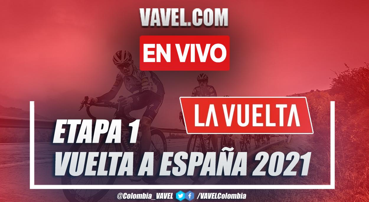 Resumen etapa 1 La Vuelta 2021: Burgos - Burgos (CRI)