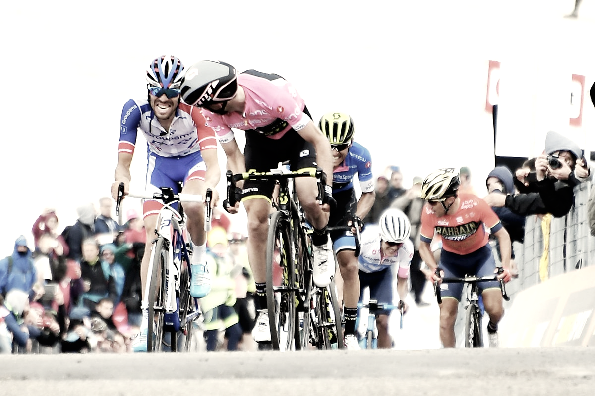 Resumen etapa 10 del Giro de Italia: Mohoric le da una victoria a Eslovenia en Italia