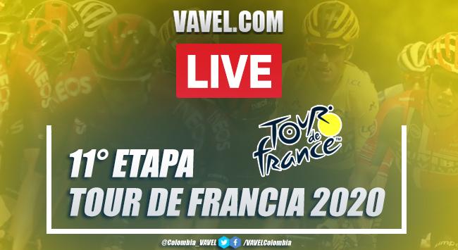 Tour de Francia 2020: resumen etapa 11, entre Châtelaillon-Plage y Poitiers