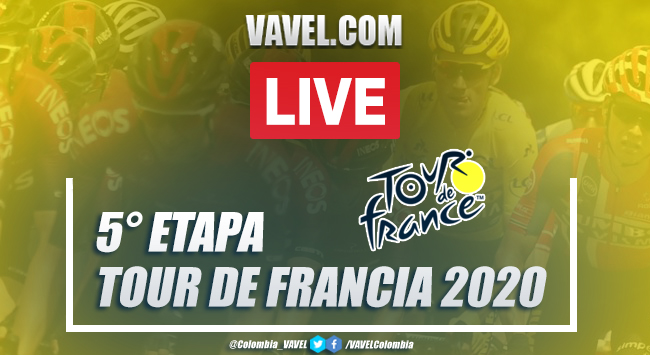 Tour de Francia 2020: resumen etapa 5, entre Gap y Privas