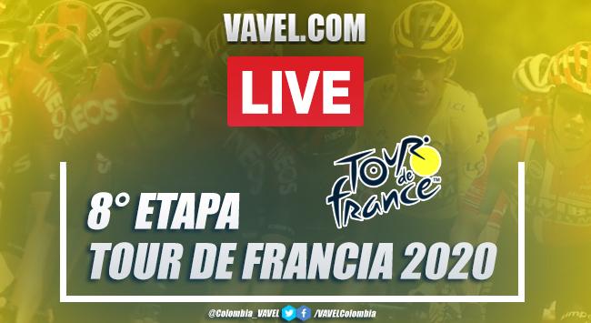 Tour de Francia 2020: resumen, etapa 8 entreCazères-Sur-Garonne y Loundenvielle