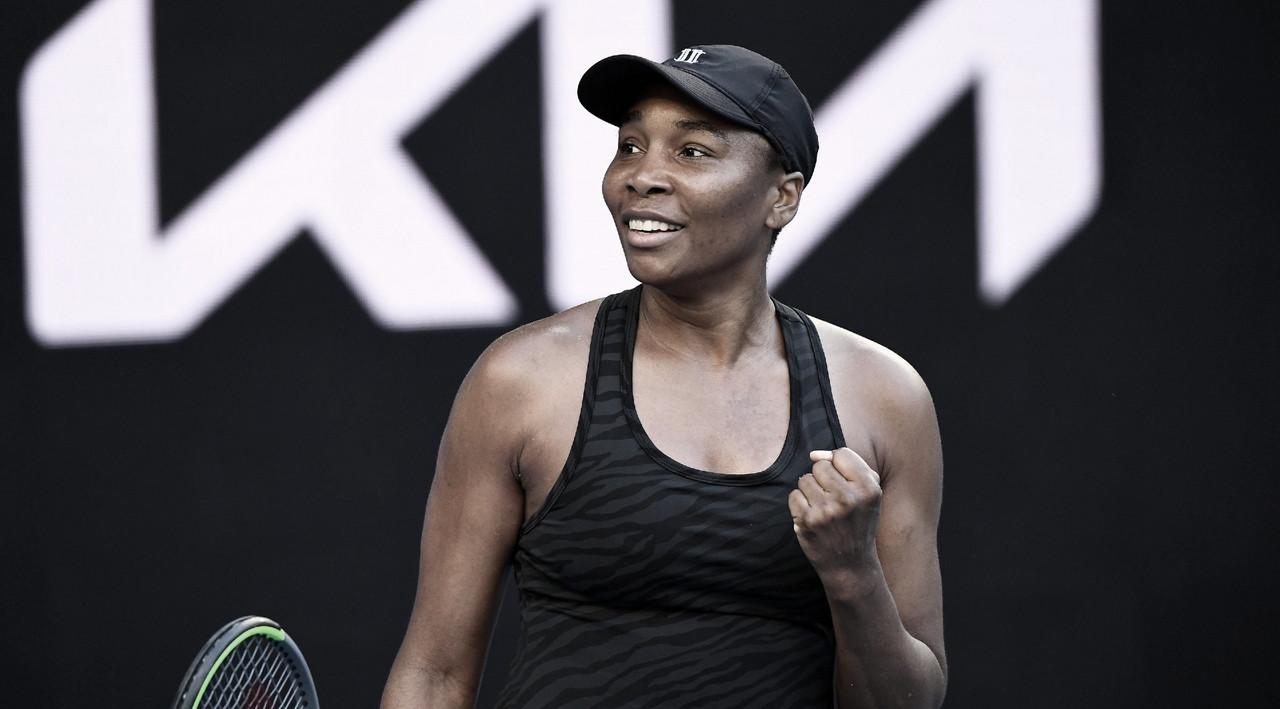 Venus derrota Rus e vai à segunda rodada no Yarra Valley Classic
