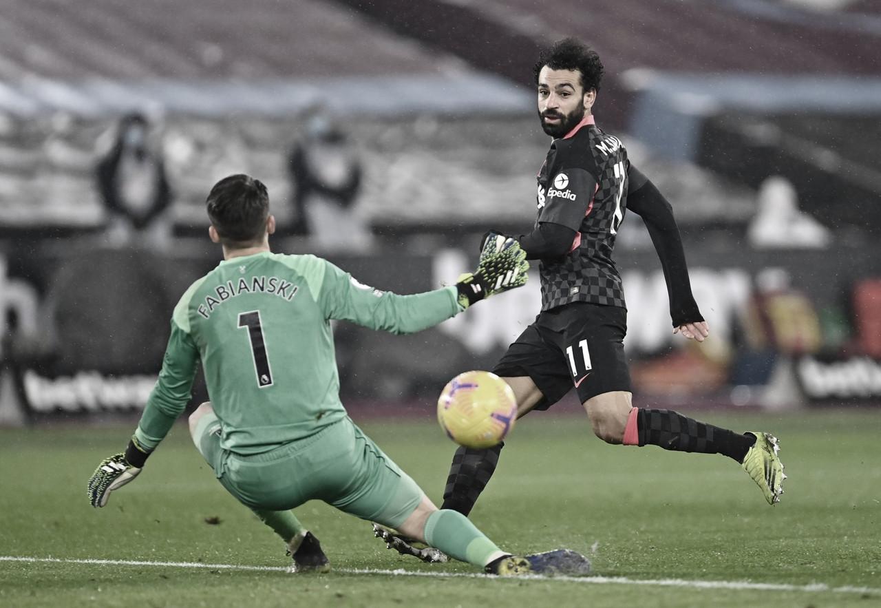 Salah entierra la duda y agarra la recuperación