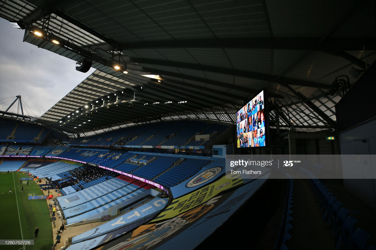 (Tom Flathers/Manchester City FC via Getty Images)