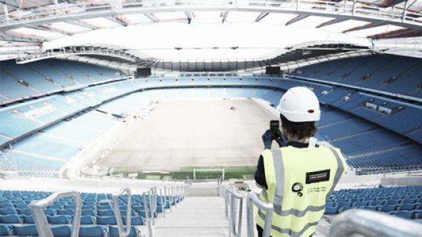 Continúa la segunda fase de ampliación del Etihad Stadium