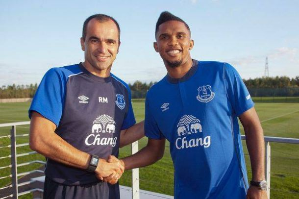 Will Samuel Eto'o be a hit at Everton?