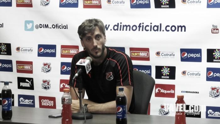 Luis Zubeldía: ''Entendemos que empieza otro torneo''