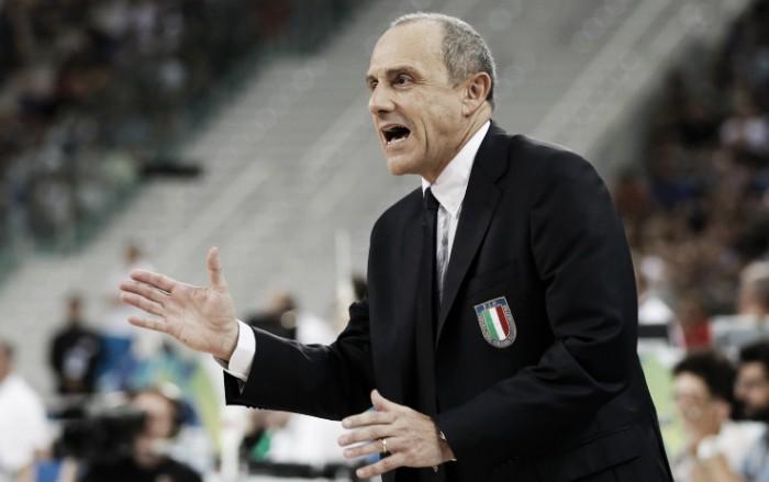 """Italbasket, parla Messina: """"Dobbiamo migliorare sotto pressione, tutti si stanno impegnando"""""""