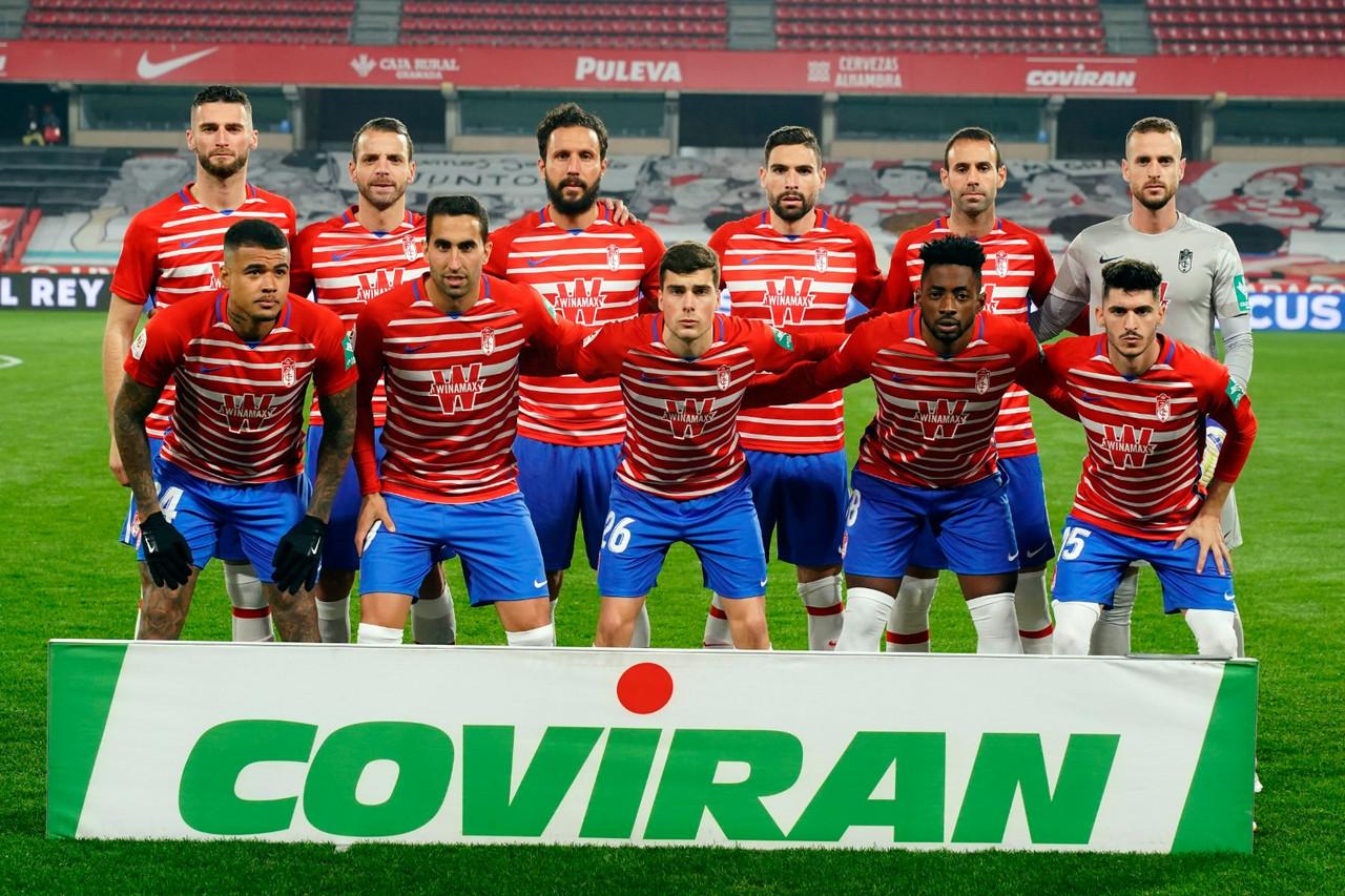 Granada CF - FC Barcelona: puntuaciones del Granada, cuartos de final Copa del Rey