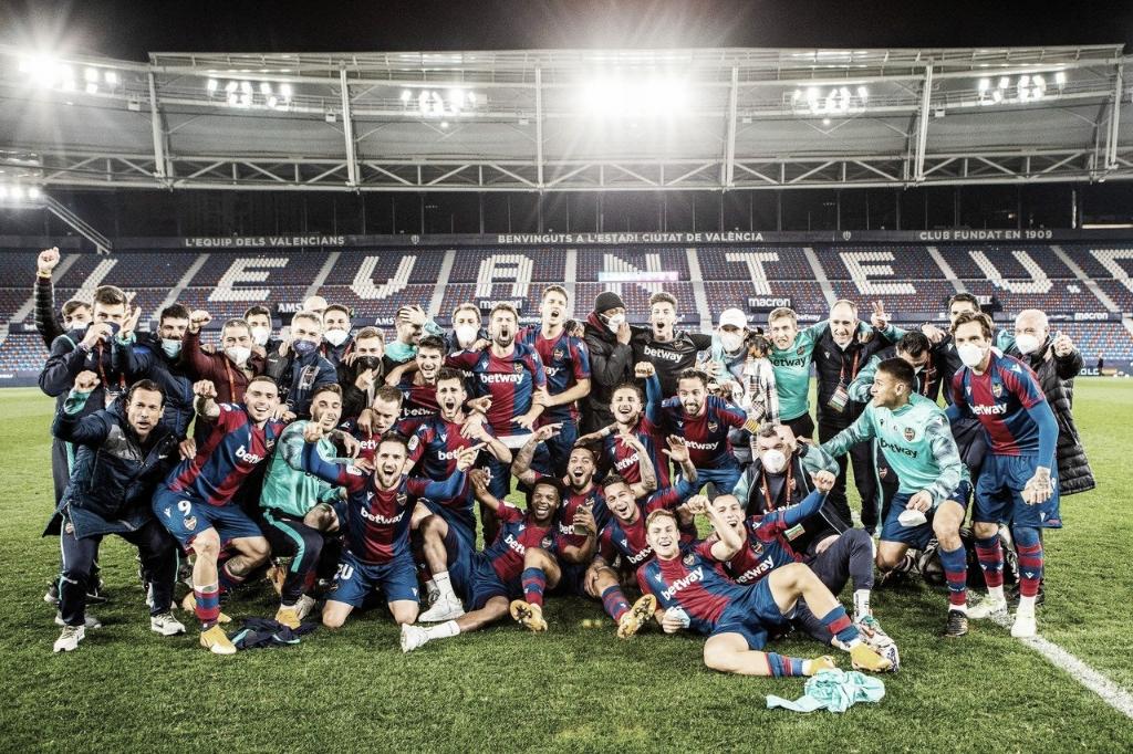 Levante UD y Athletic Club se verán las caras por un puesto en la final