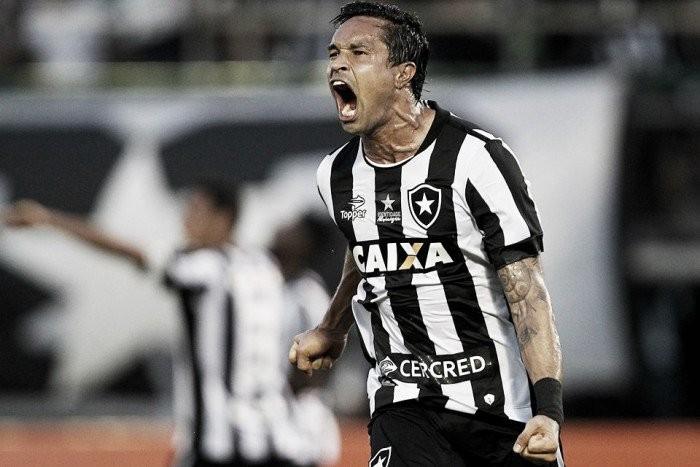 Botafogo pressiona até o fim, mas empata sem gols com o Coritiba