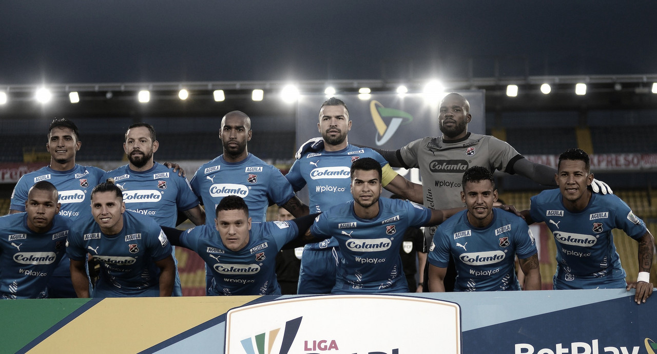 Los convocados del Medellín para recibir al líder Deportivo Cali