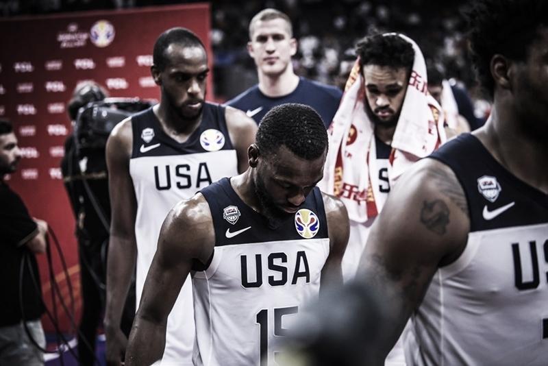 Eliminado nas quartas do Mundial, Estados Unidos ficou fora da semi em apenas quatro edições