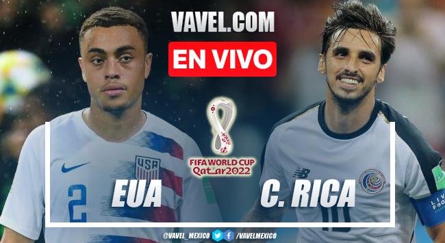 Goles y resumen del Estados Unidos 2-1 Costa Rica en Eliminatorias Qatar 2022