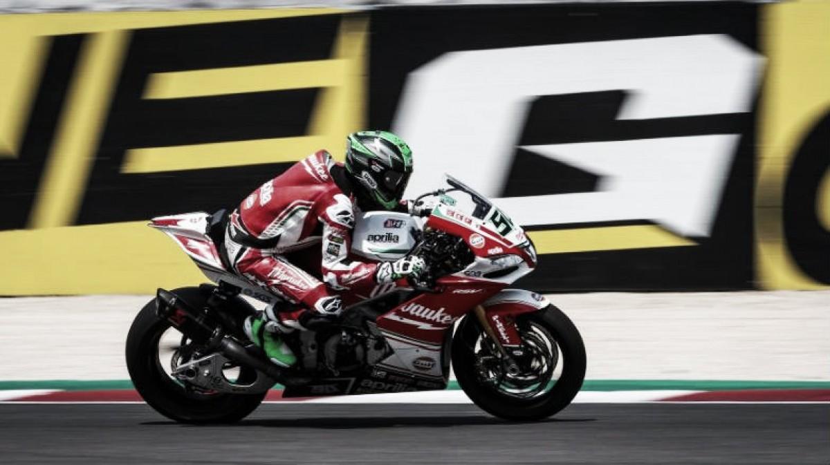 El incierto futuro de Aprilia en Superbikes