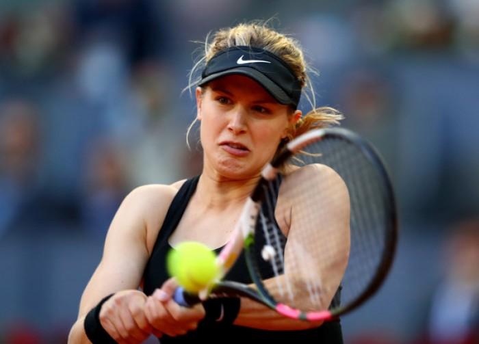 WTA Madrid - Bouchard concede il bis, Halep di forza