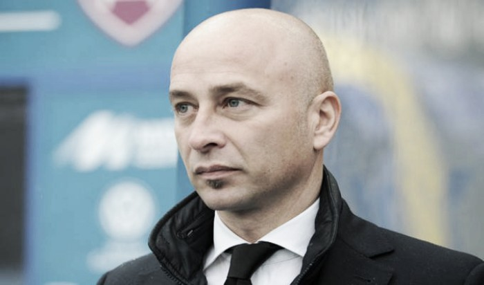 "Corini: ""Col Novara puntiamo a salvarci, la Serie B è sempre incerta"""