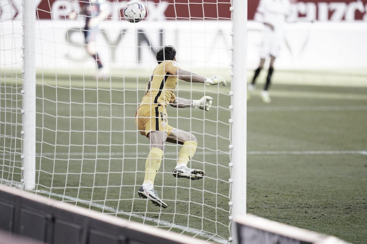 Sevilla FC - SD Huesca; puntuaciones del Sevilla en la jornada 23 de LaLiga Santander