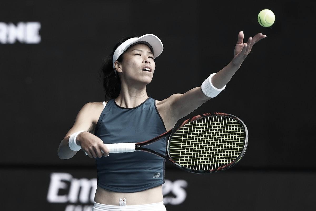 Hsieh bate Vondrousova no Australian Open e faz melhor campanha da carreira em Slams