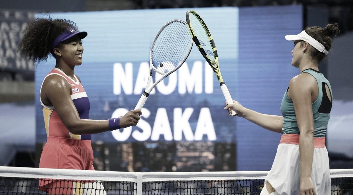 Osaka e Brady duelam em busca do título do Australian Open