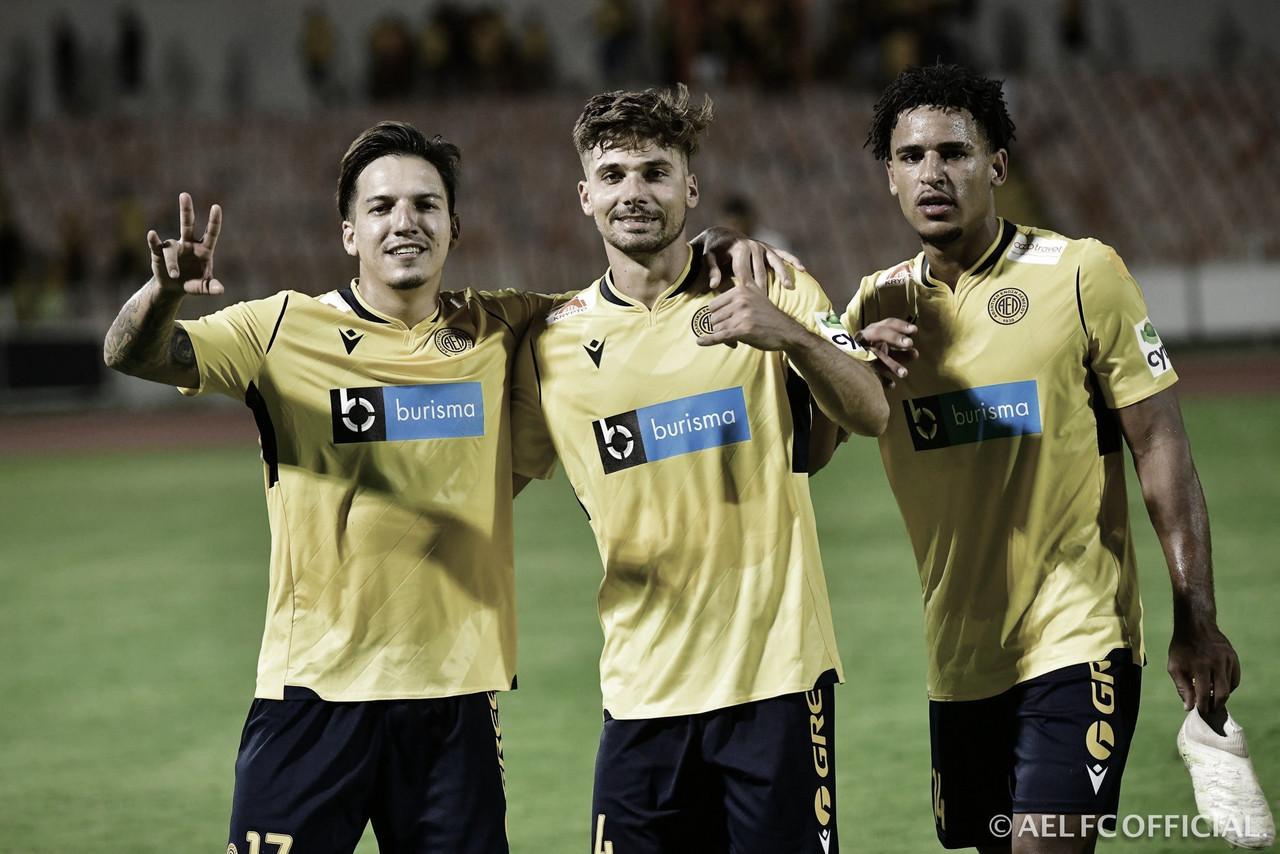Contratado pelo AEL Limassol, Euller espera crescimento da equipe na temporada