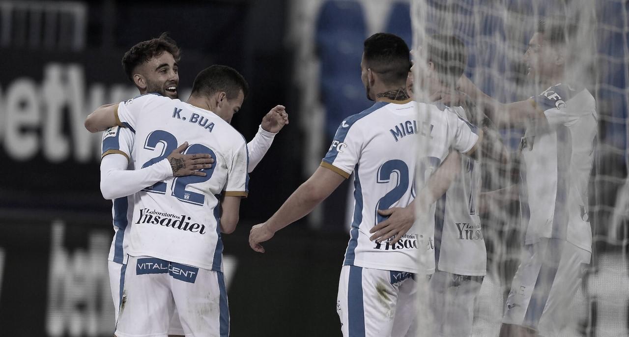 El Leganés se impone por 3-1 a un tímido Albacete