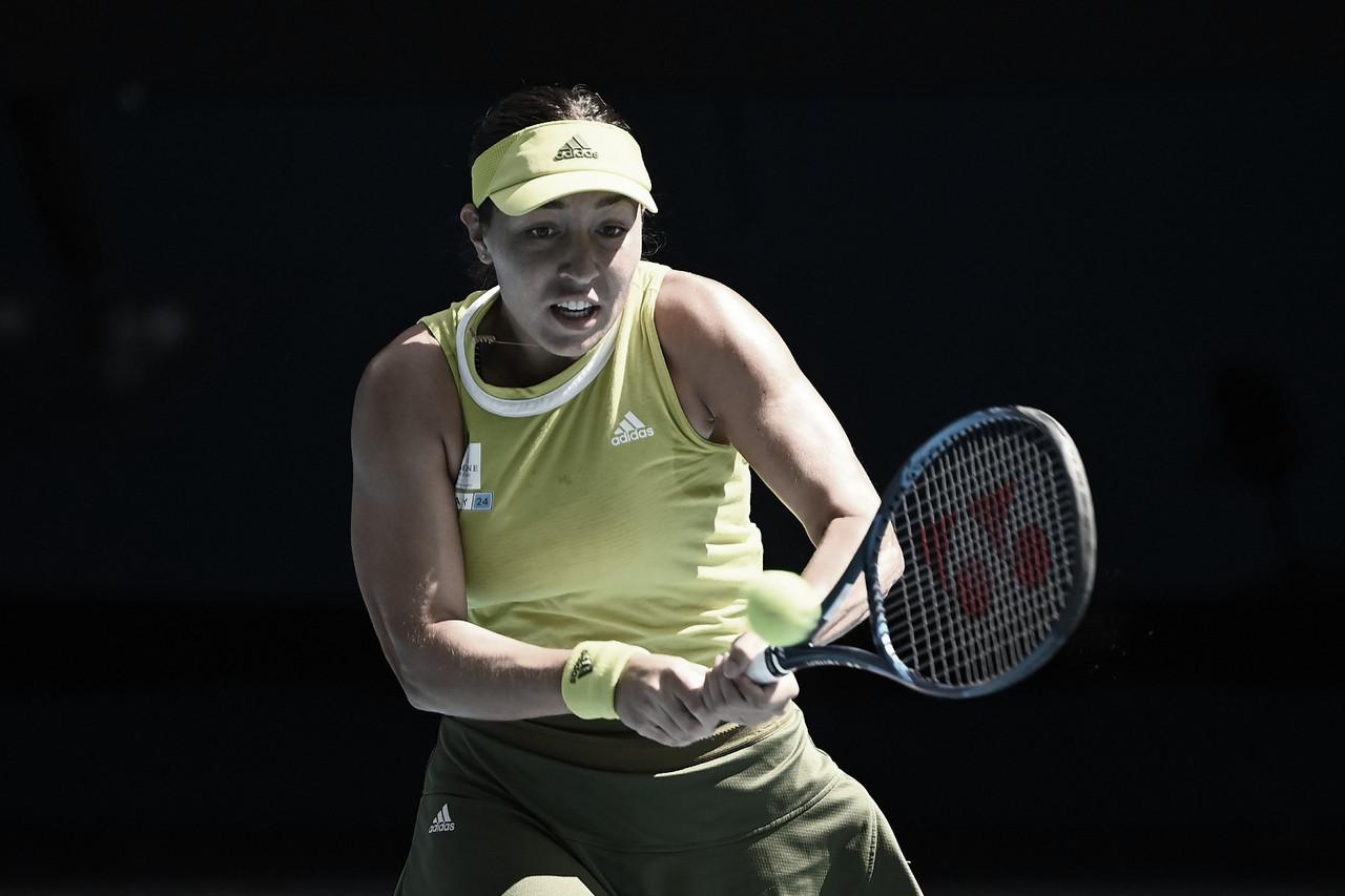 Pegula surpreende Svitolina, vai às quartas do Australian Open e garante melhor campanha em Slams