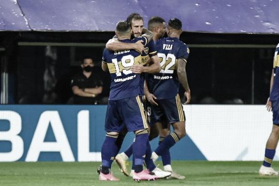 """Carlos Izquierdoz: """"No ganamos de local el primer partido del torneo, te da bronca"""""""