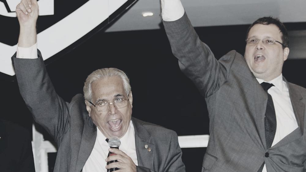 Exclusivo: autor da biografia de Eurico Miranda, Sérgio Frias fala de momentos com o ex-chefão