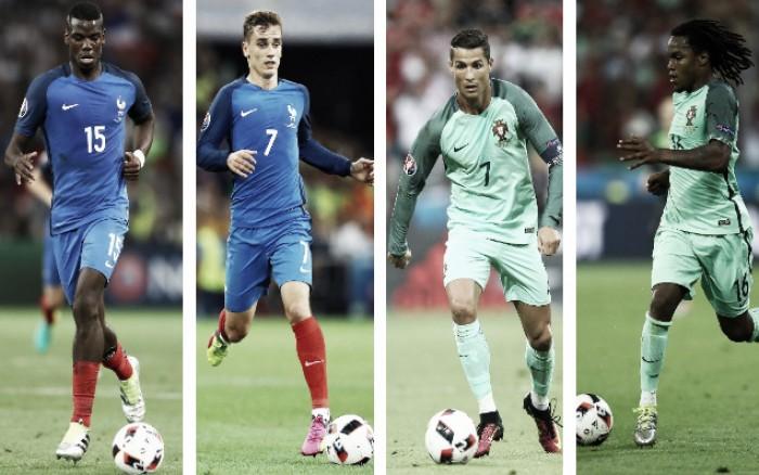 Euro 2016 Final Preview - Portugal v France