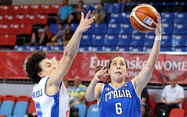 Basket femminile, Turchia-Italia 50-44. Finisce l'europeo per le azzurre