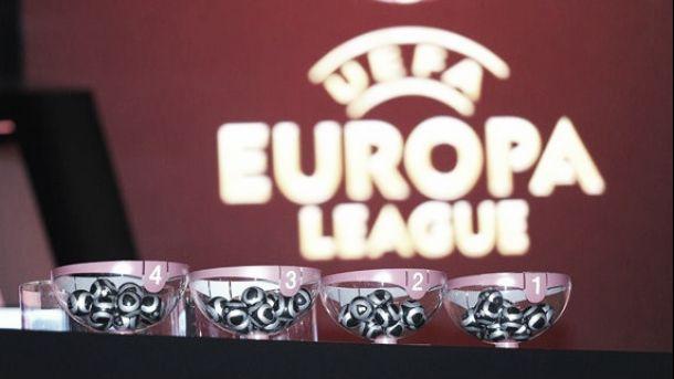 Liga Europa: Sporting, Braga e Belenenses com adversários definidos