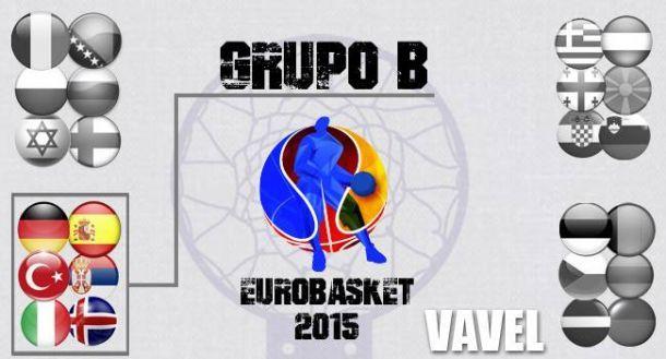 EuroBasket 2015, la Guida al gruppo B: l'Italia insidia Spagna e Serbia
