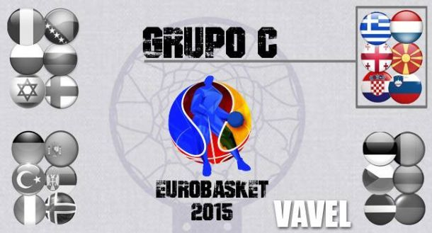 EuroBasket 2015, la Guida al gruppo C: guida la Croazia, Grecia e Slovenia in agguato